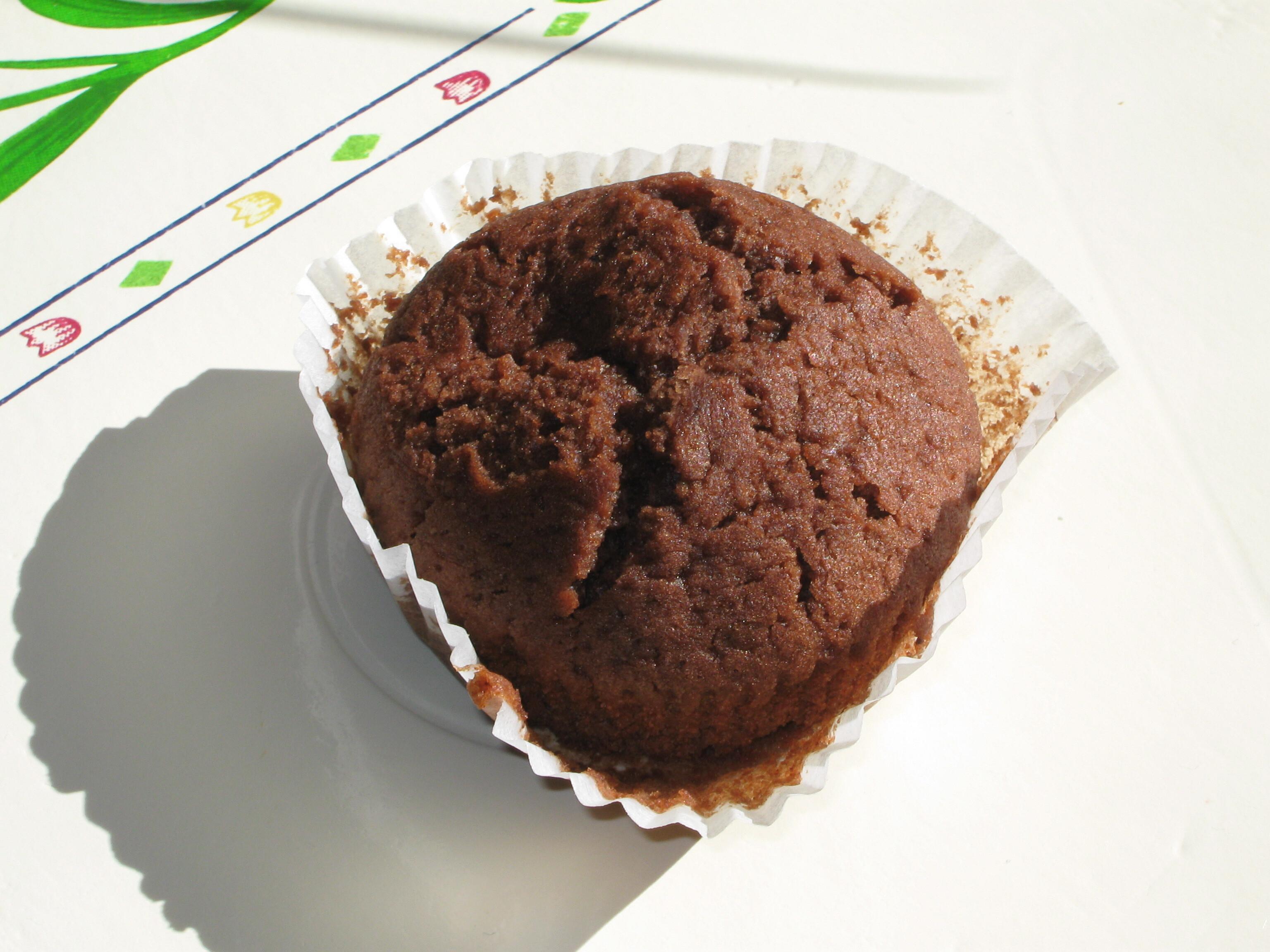 chokladmuffins utan smör