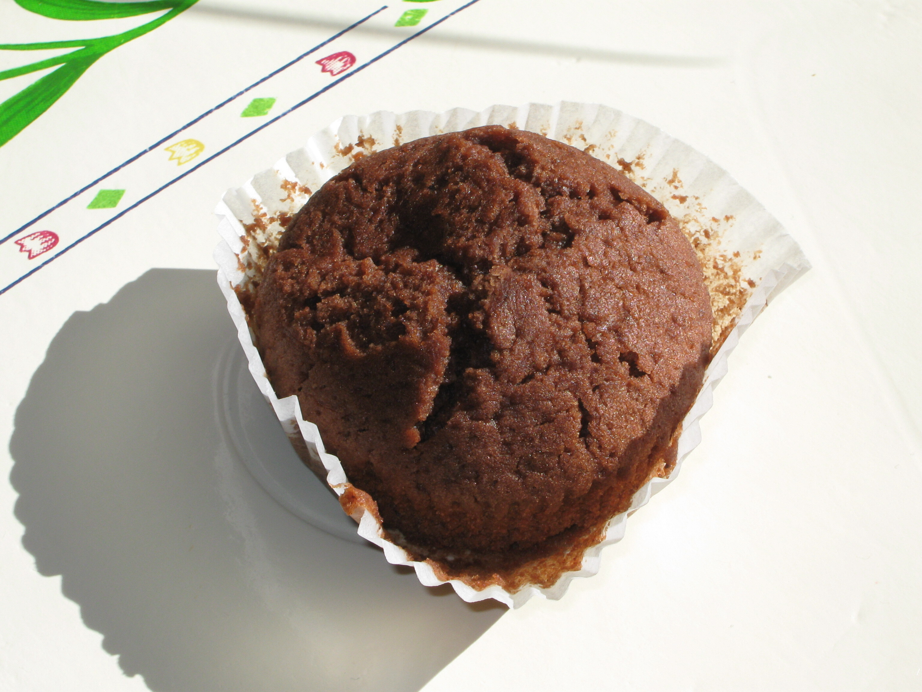 Saftiga chokladmuffins, glutenfria