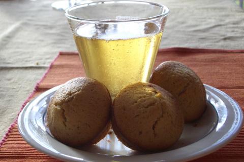 Mjödmuffins