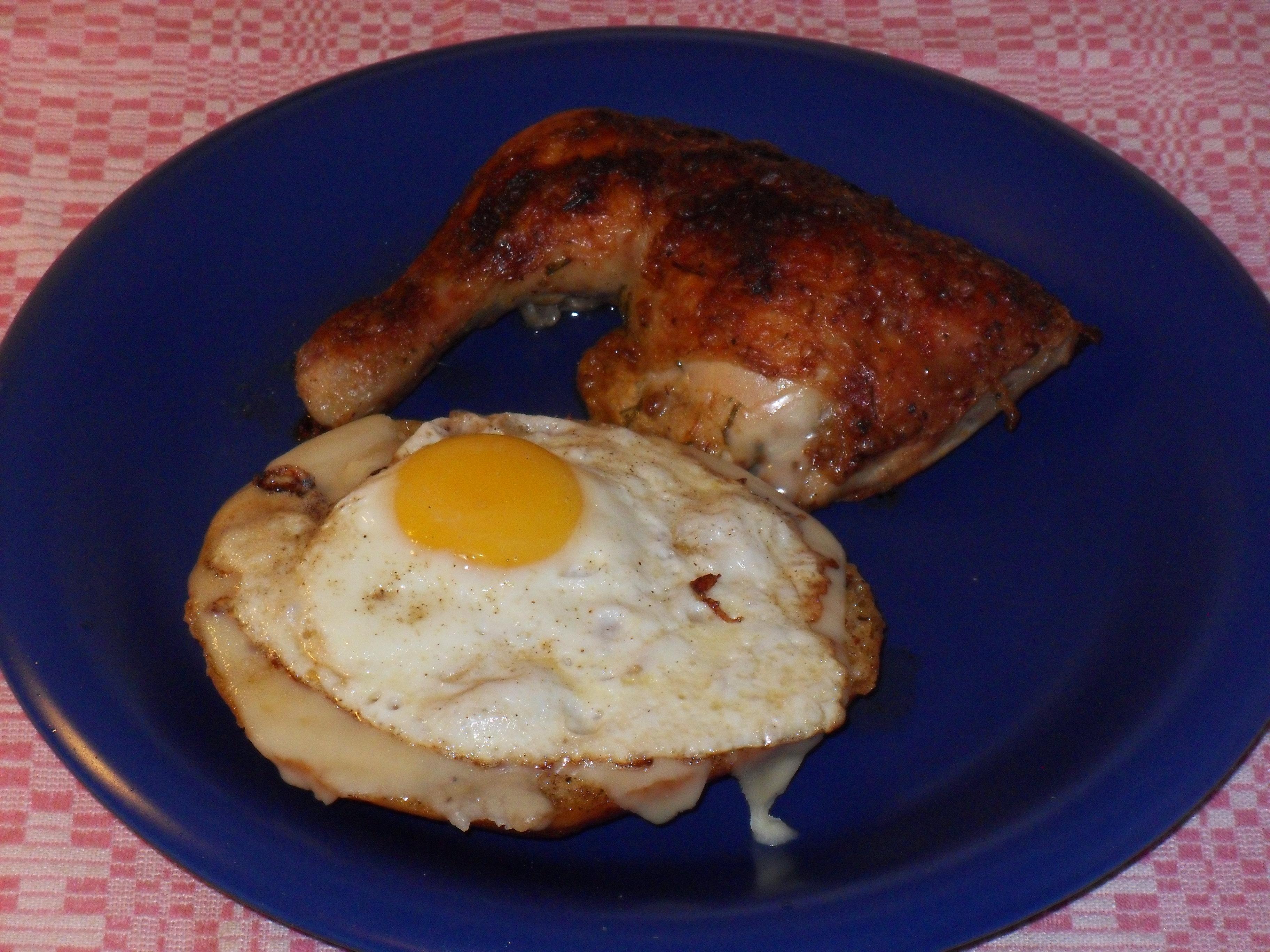 Kycklinglår med..