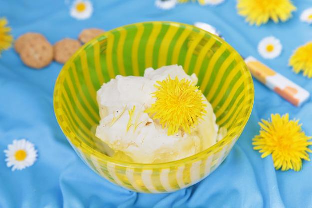 yoghurtglass vaniljyoghurt