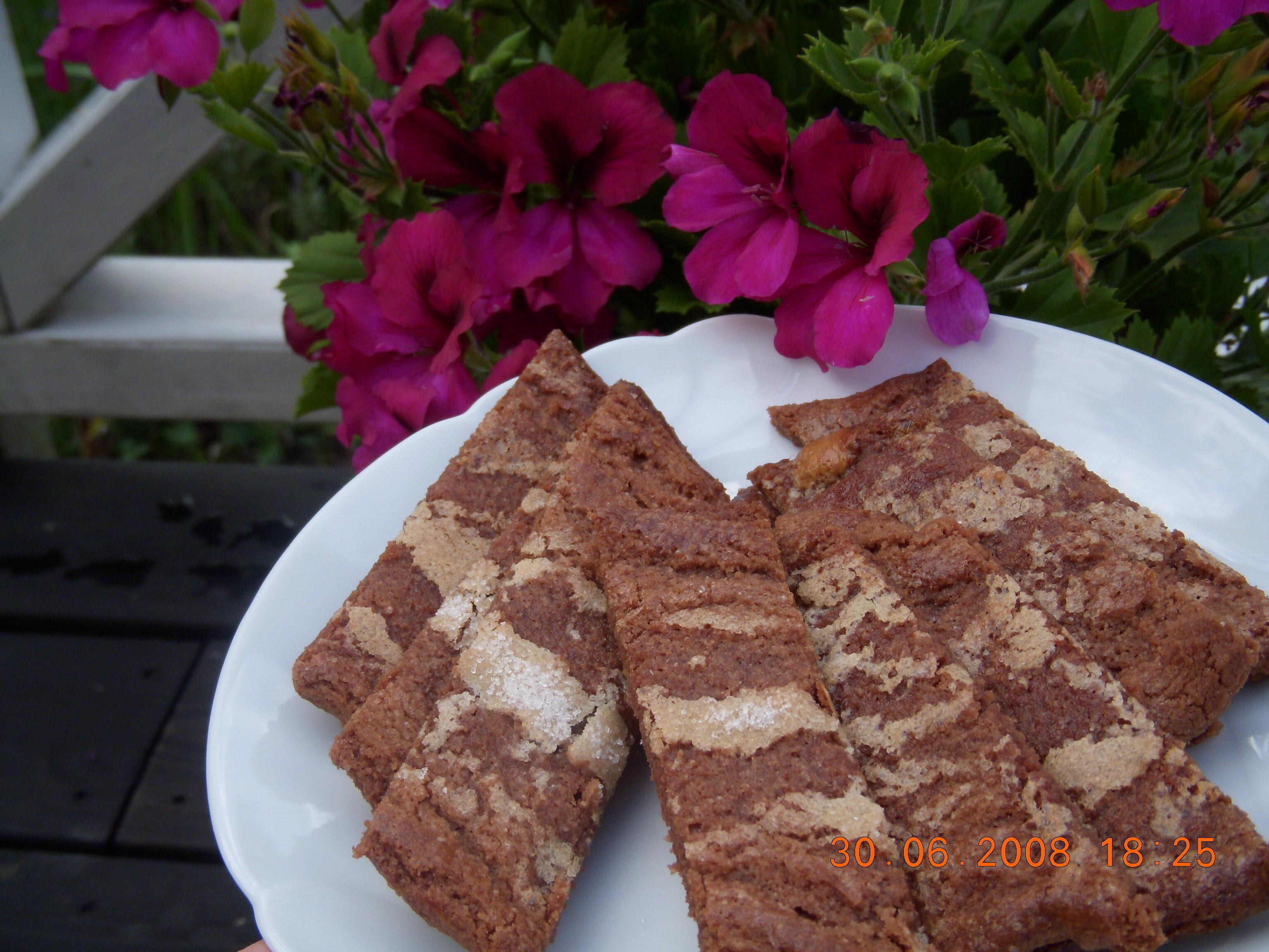 Affes chokladbröd