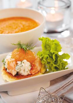 red soppa