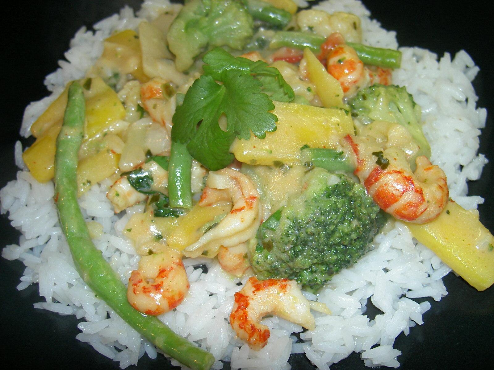 fisk wok