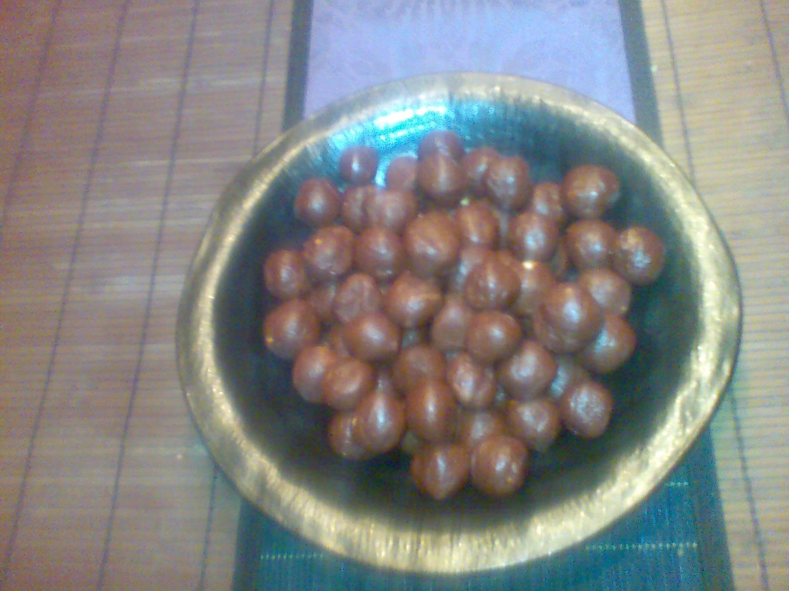 Mocca choklad t..