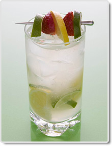 drink flädersaft rom