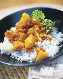 Indisk potatisc