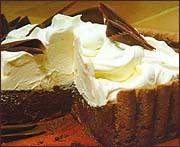 Chokladkrämspaj