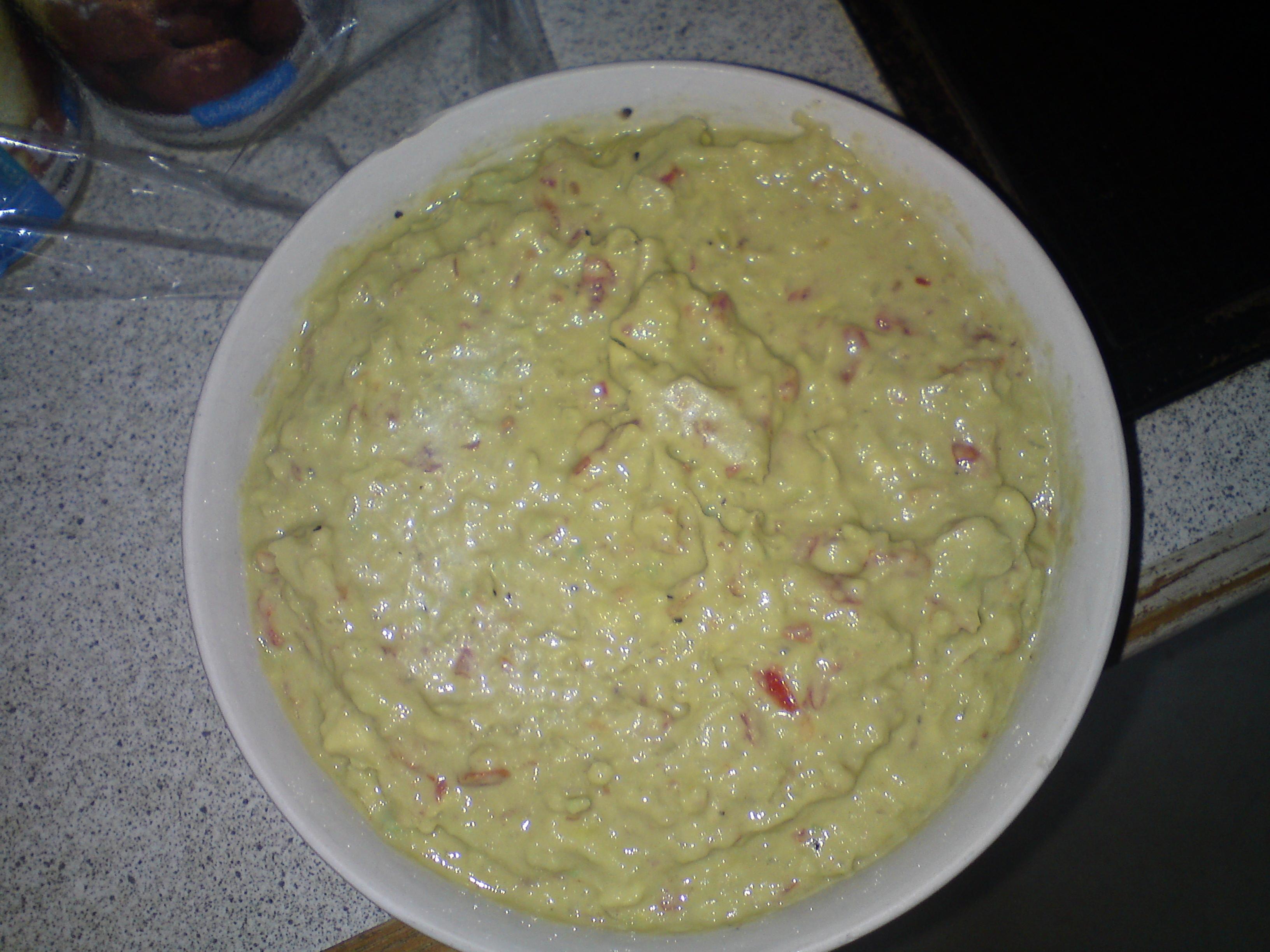 guacamole vinäger