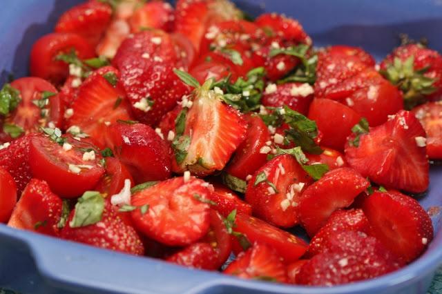 Tomat och jordg