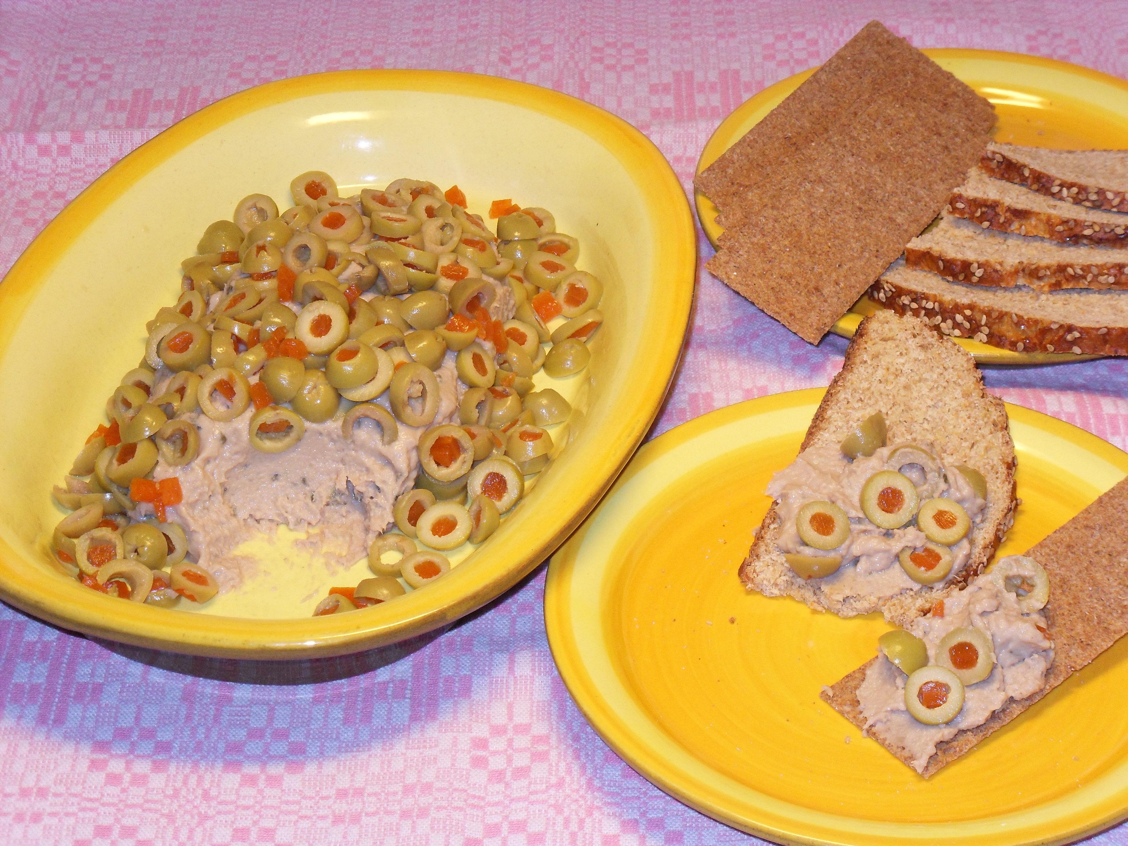 Böcklingröra à-la Trosa med oliver