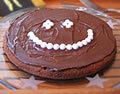 Leende Tårta