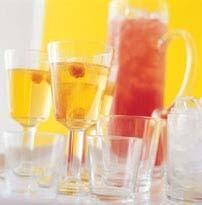 hjortronlikör drink