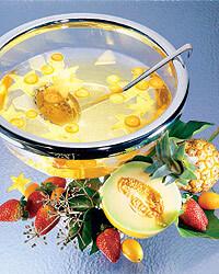 frukt bål