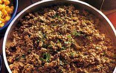 Köttfärssås med keldasås