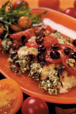 Cannelloni med kyckling & spenat