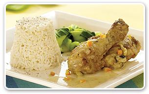 1 portion kyckling wok kcal