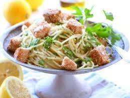 citronpasta parmesanost