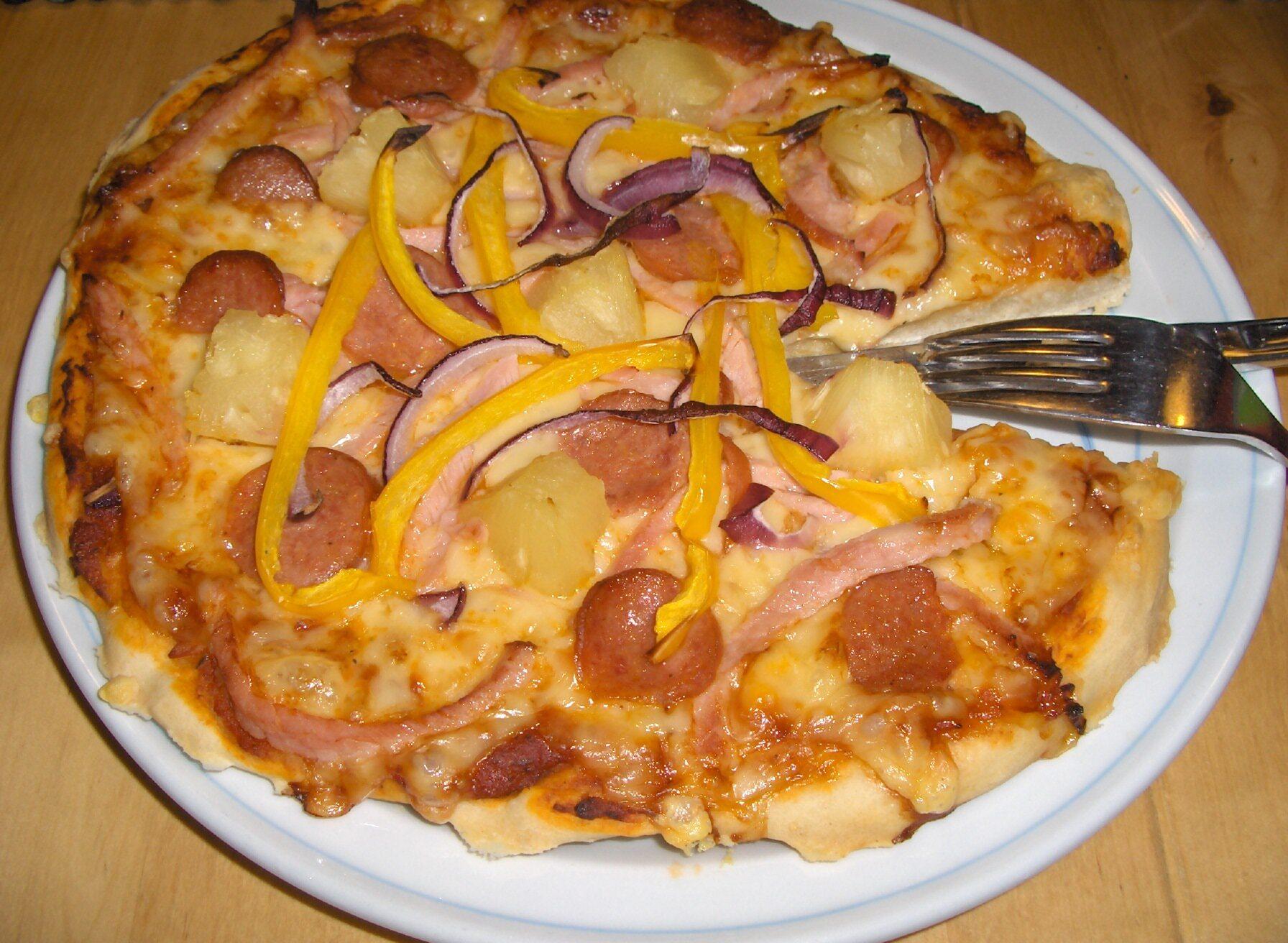 Kossans Gi-pizza