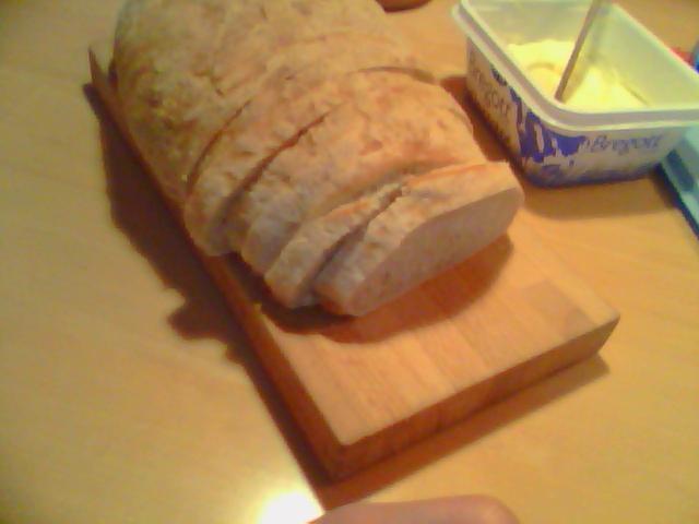 Matbröd från italien