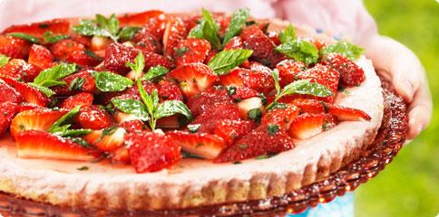 jordgubbsylt