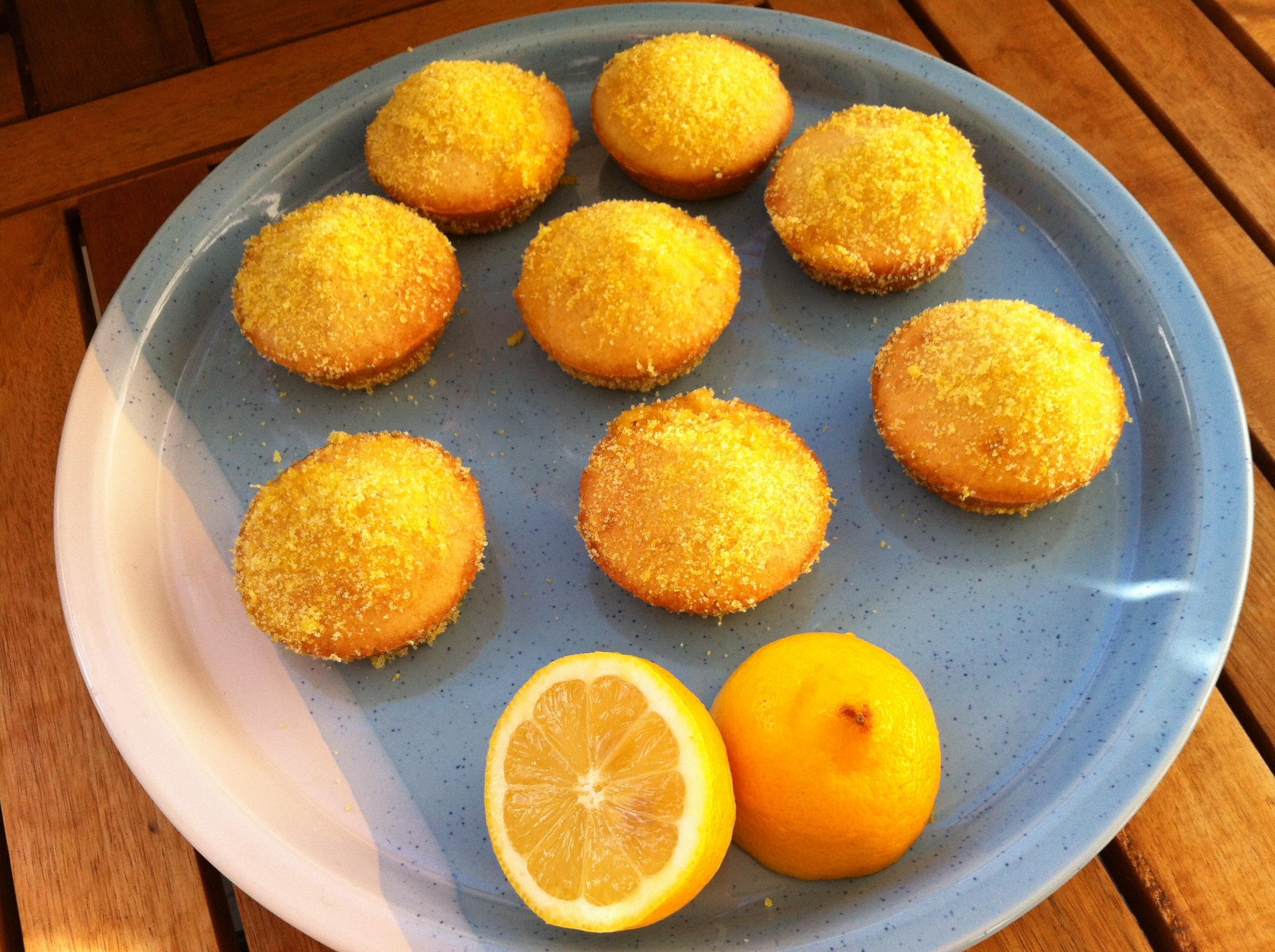 Citronkakor med..