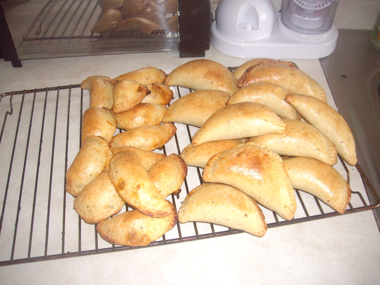 Mina empanadas