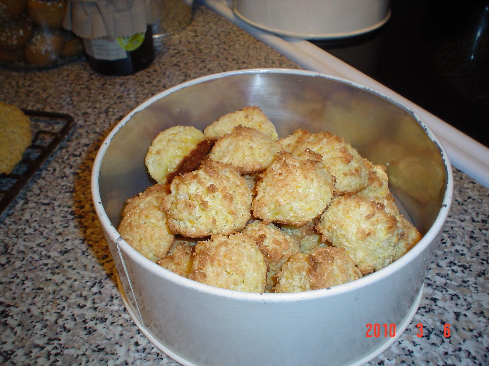 kokoskakor glutenfria