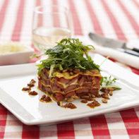 korv lasagne