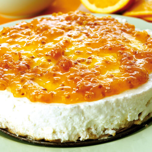 hjortron cheesecake