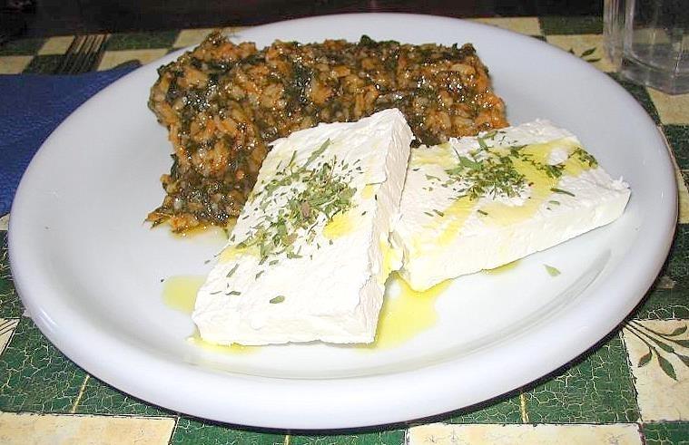 Grekiskt spenat