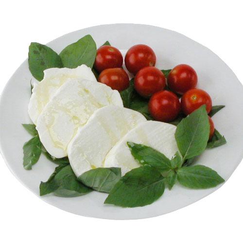 Mozzarellaostfyllt italienskt bröd