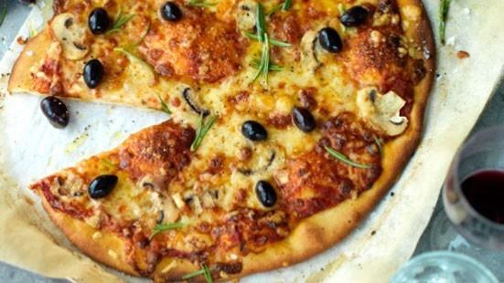 La pizza à la Mama Theresa