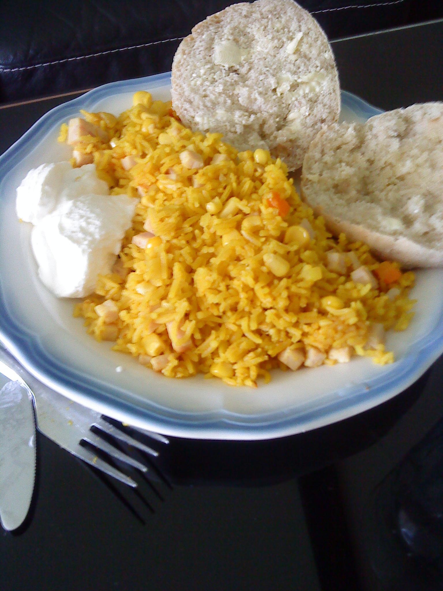 Currygryta med kassler