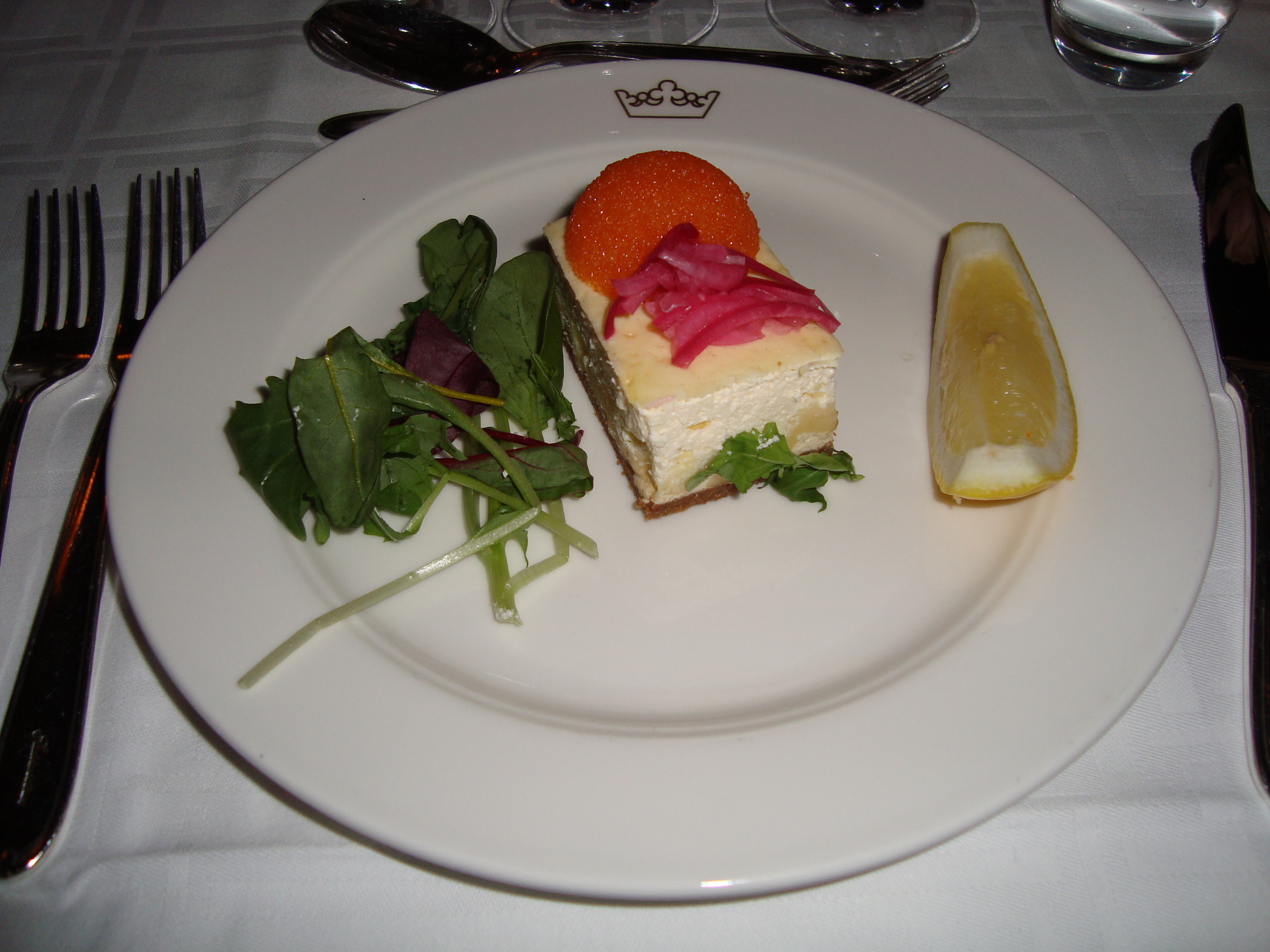 cheesecake matjessill