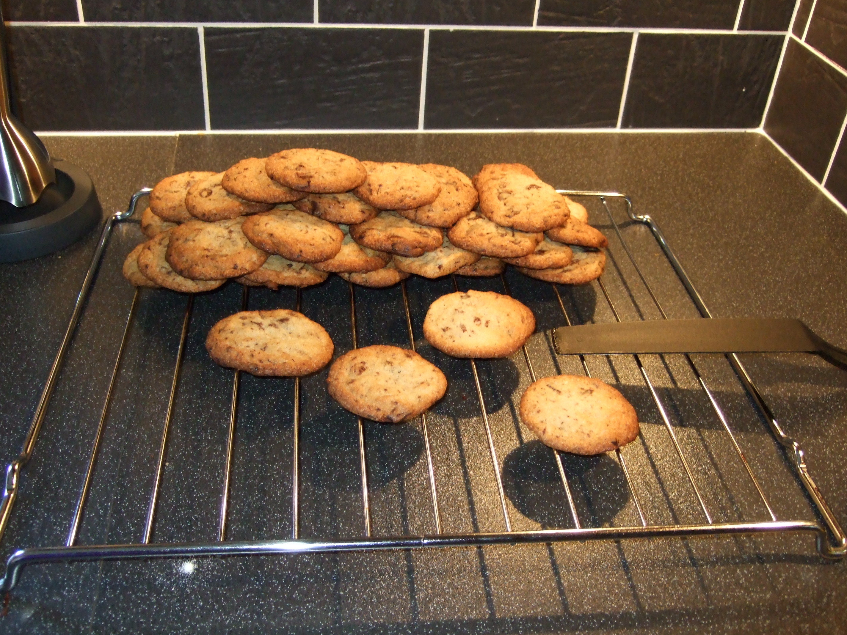 Sannas Chocolate Chip Cookies