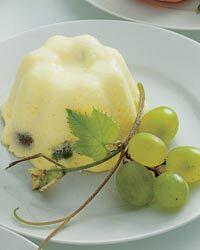 Citron och vindruvsbavaroise - diabetes