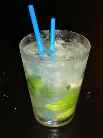 citronlikör drink