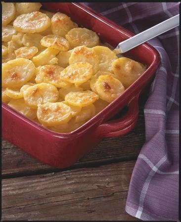 mager potatisgratäng