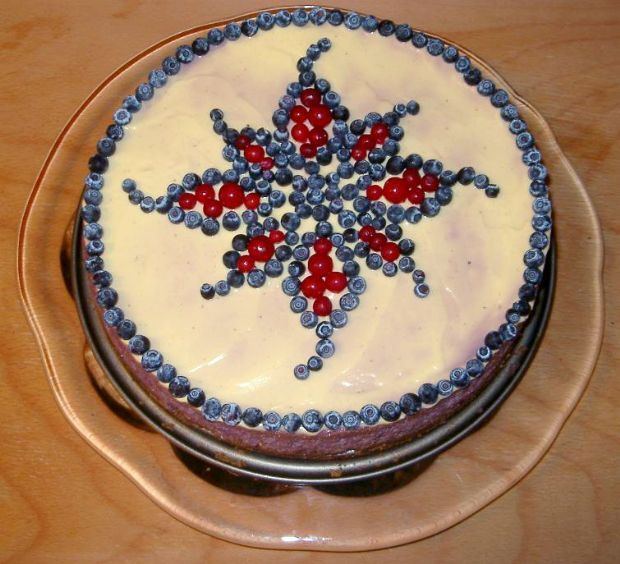 blåbärscheesecake kesella