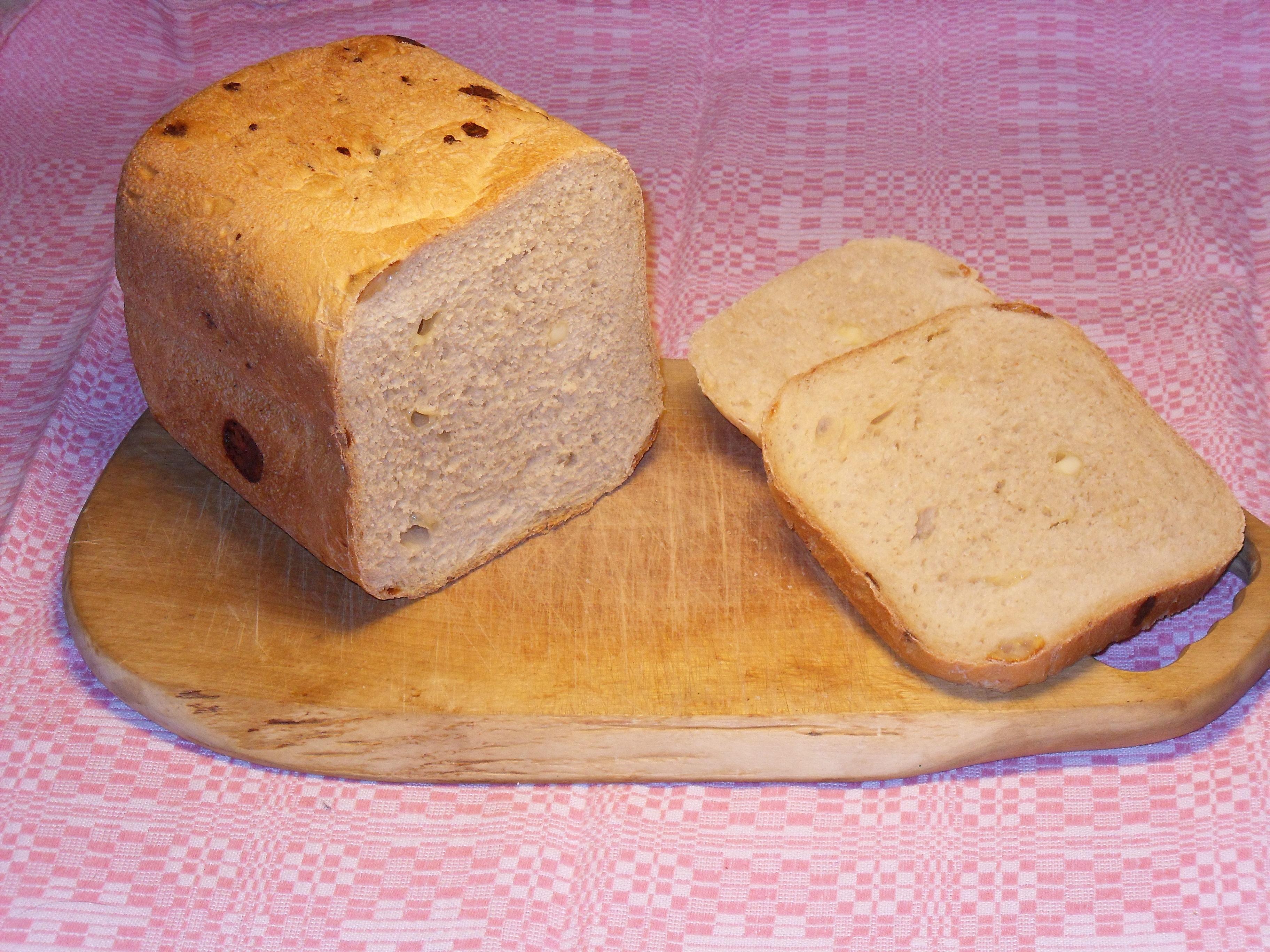 bakmaskin bröd