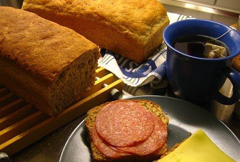 råg kross bröd