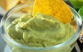 guacamole räkor
