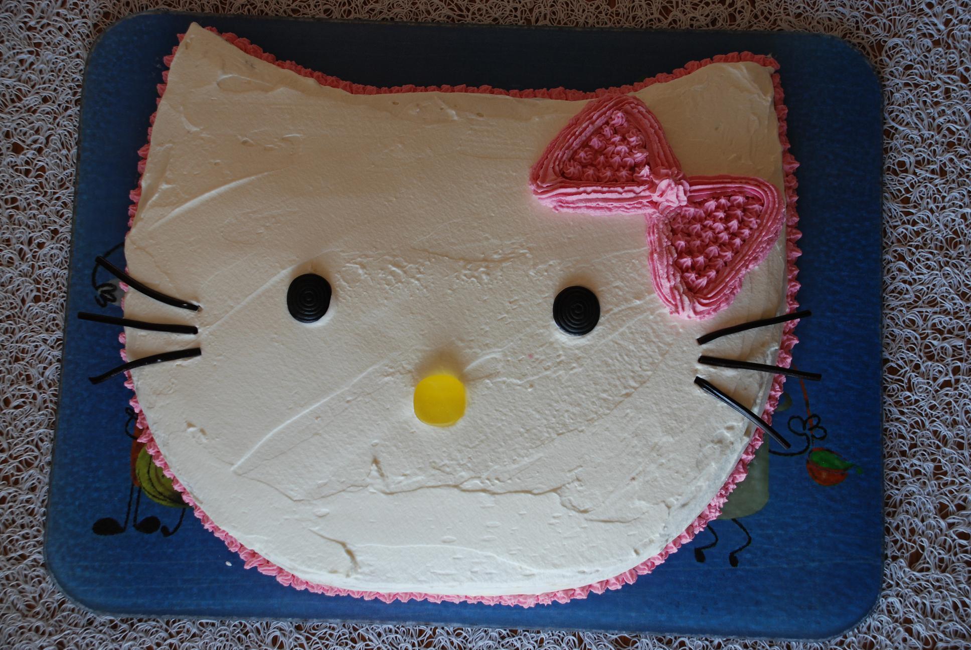 Hello Kitty tår..