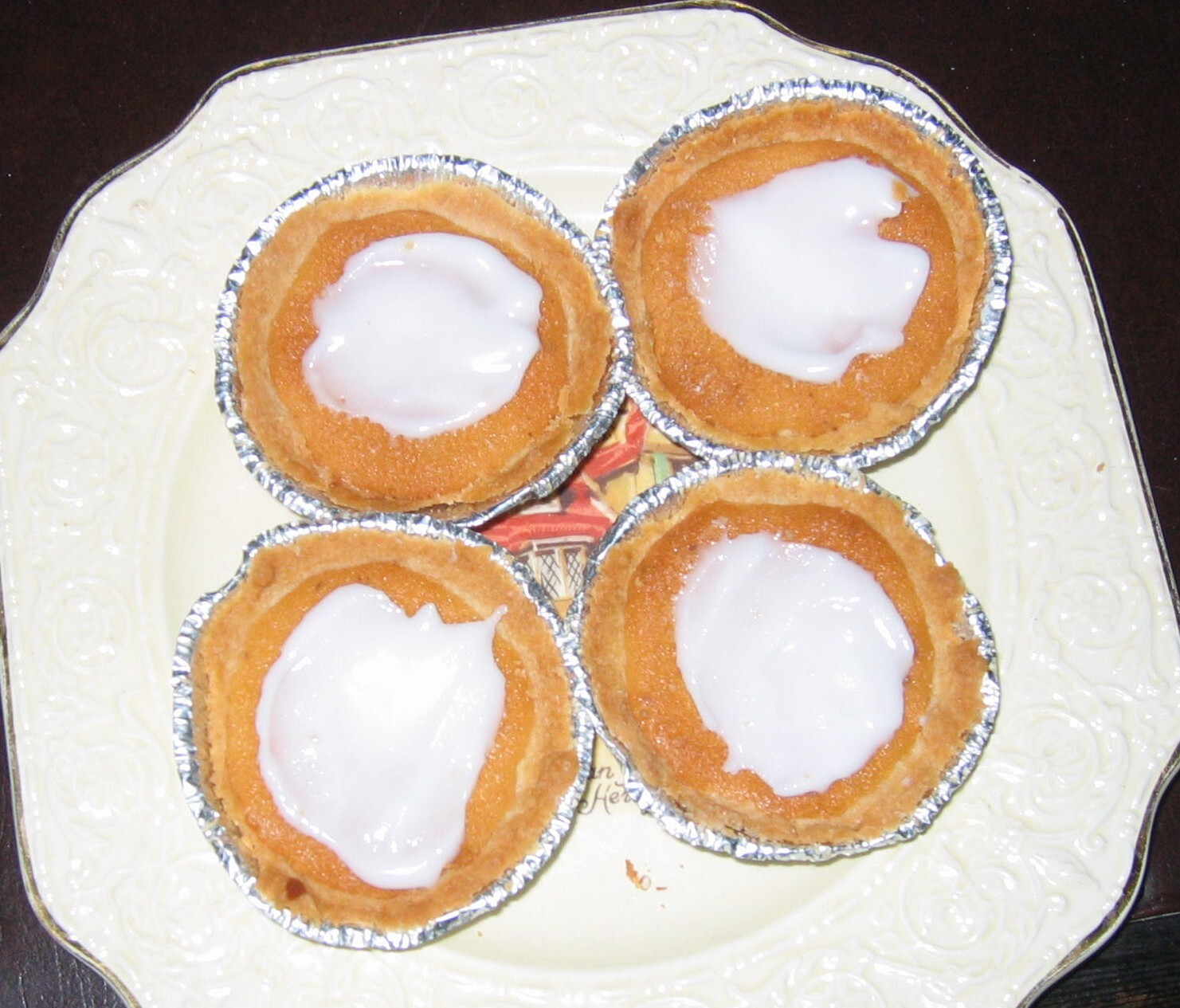 Glutenfria Mazariner