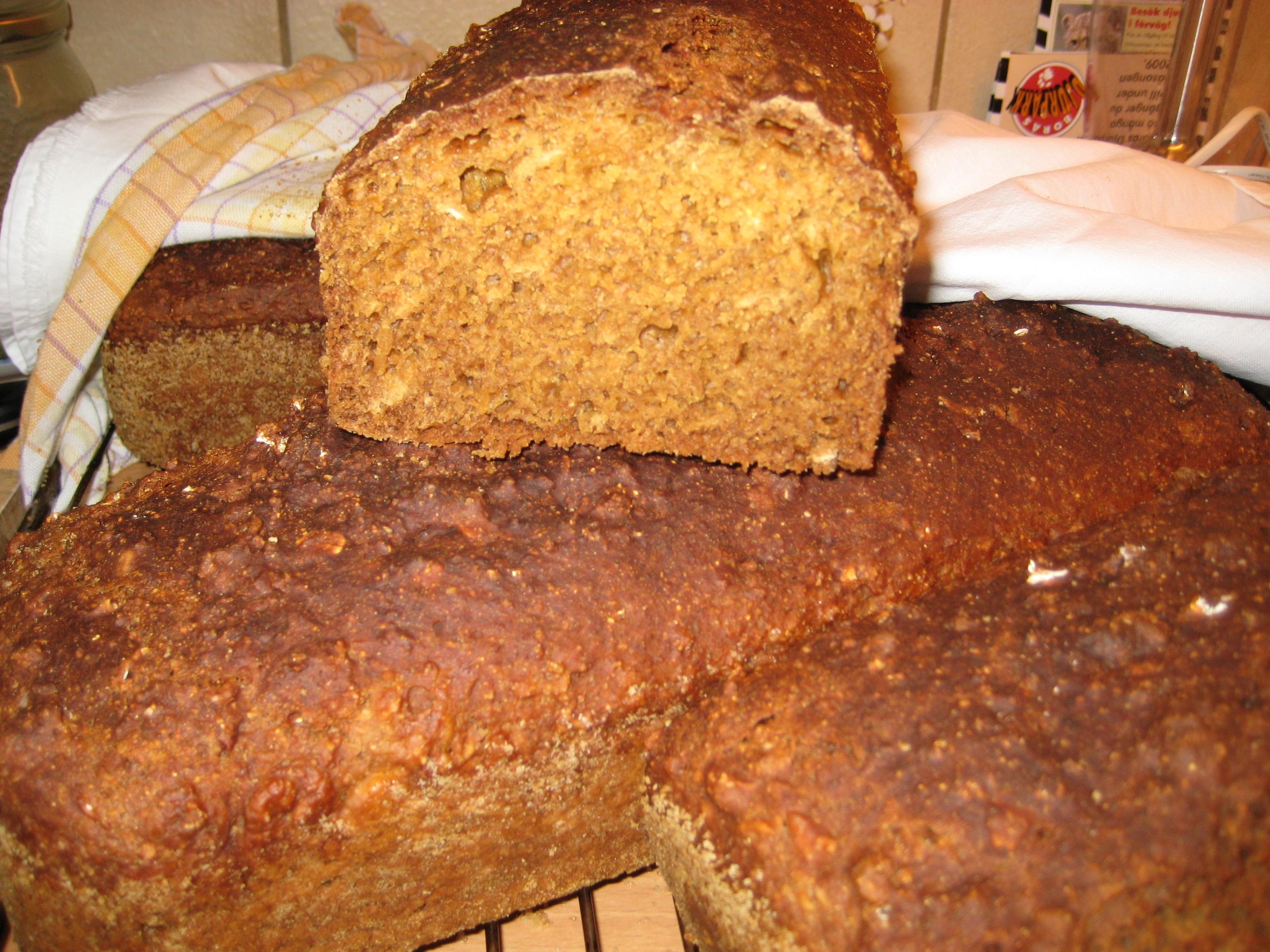 Ebbas goda bröd