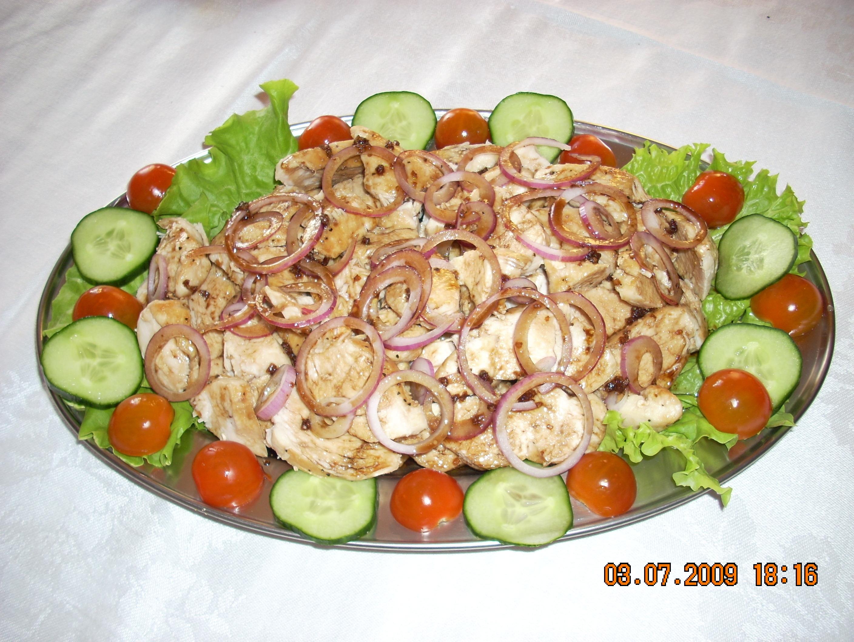 Marinerad kycklingfilé