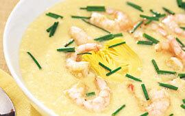 kronärtskocka soppa