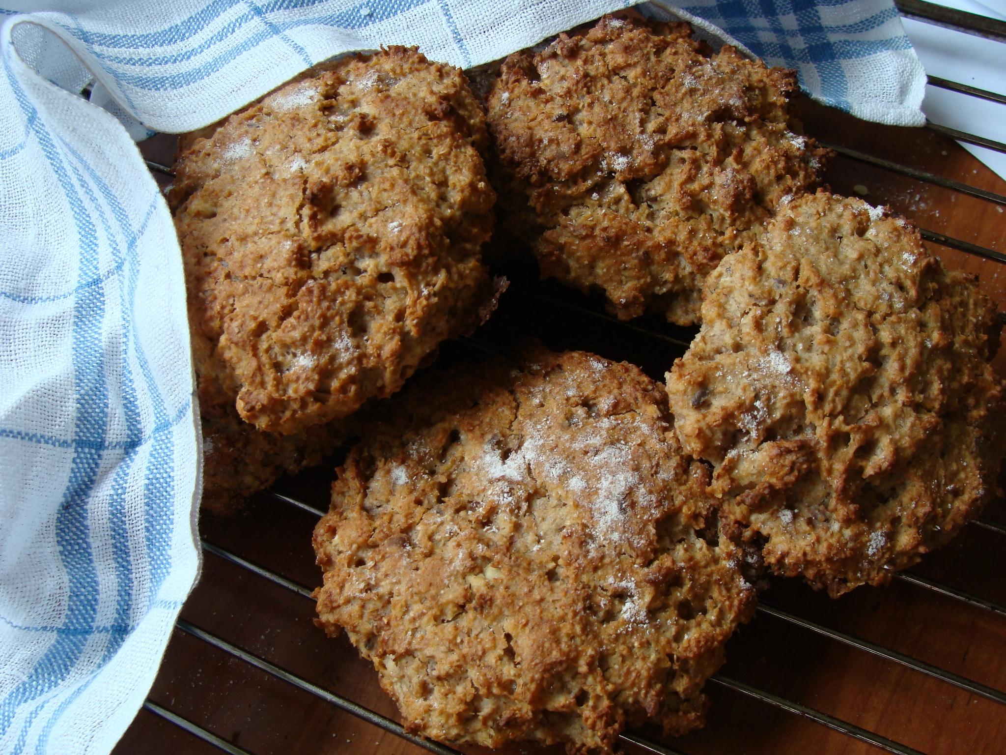 scones utan mjöl
