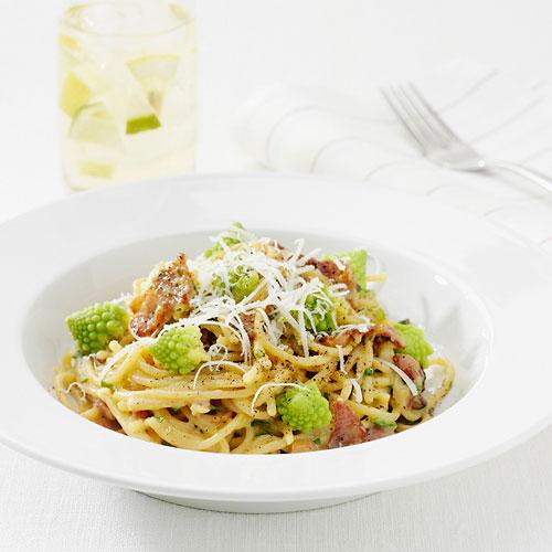 Spaghetti Carbo..